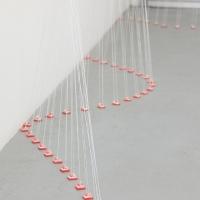 sculpture, installation, wallwork